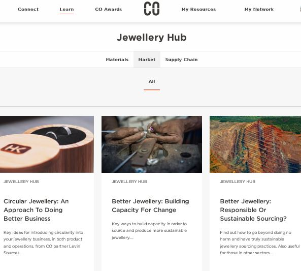The CO Jewellery Hub