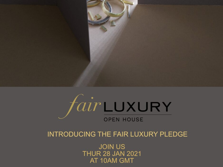 The Fair Luxury Pledge